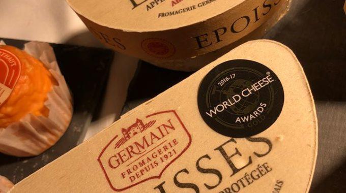 Speciaal zachte franse kaas
