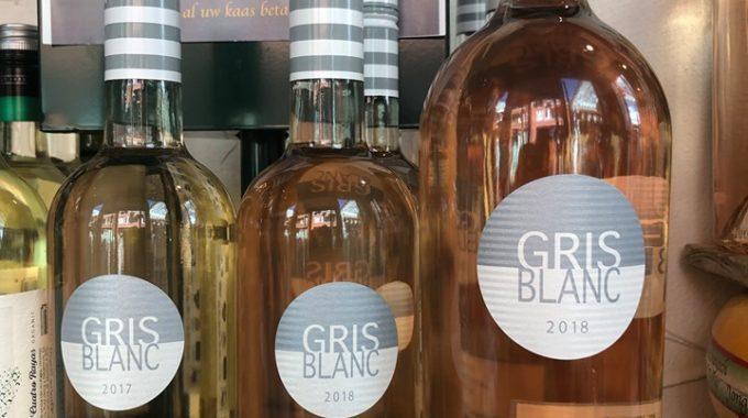 Gris blanc wijnen