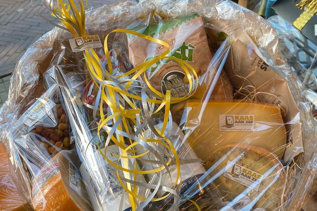 Mooie geschenken met kaas
