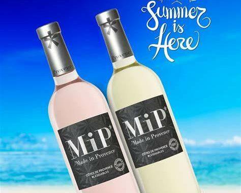 M.I.P. de nieuwe zomer-wijn bij kaas aan zee!
